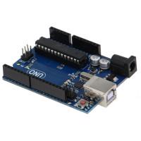 SEDNA - Seduino UNO R3 Board - ATmega328P ATMEGA16U2 with USB Cable Compatible With Arduino UNO R3
