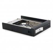 "SEDNA - 3.5"" SATA Trayless Hot Swap Mobile Rack for 2.5"" SATA SSD / HDD"