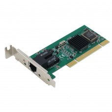 SEDNA - PCI 10/100/1000Mbps Gigabit Network Adapter - Giga LAN Card with Low Profile Bracket