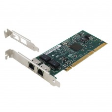SEDNA - PCI 10/100/1000 Dual Port Server Ethernet Adapter 2 x RJ45 (Intel 82546 chipset)