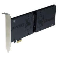 Sedna PCI Express (PCIe) Dual 2.5 Inch SATA III (6G) SSD Adapter (Extended Single Side SSD Version) (with Built in Power Circuit, no Need SATA Power Connector, Best for Mac), SSD/HDD not Included