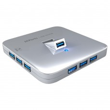 SEDNA - USB 3.1 ( Gen I )  10 Port Hub with 1 iPad Charging Port
